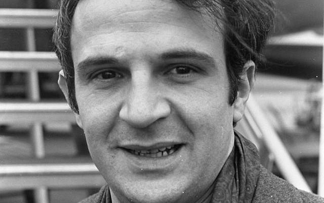 François Truffaut  crédit Wikipedias.org