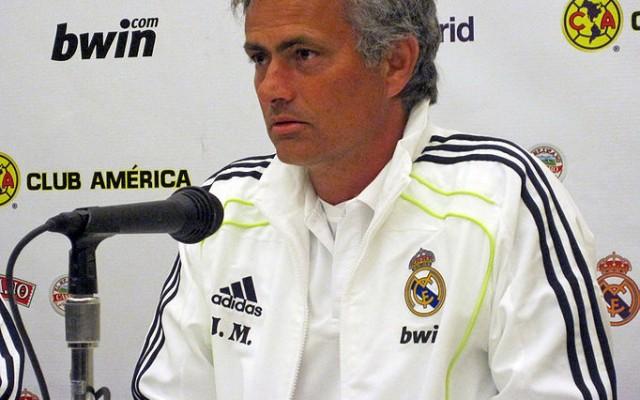 Mourinho  crédit Wikipedia.org